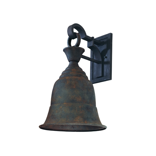 Troy Lighting Outdoor Wall Light in Cenntinial Rust Finish B2363CR