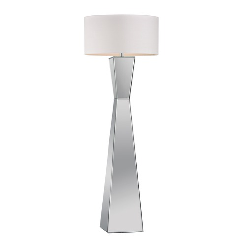 Dimond Lighting Mirrored Floor Lamp 173-011