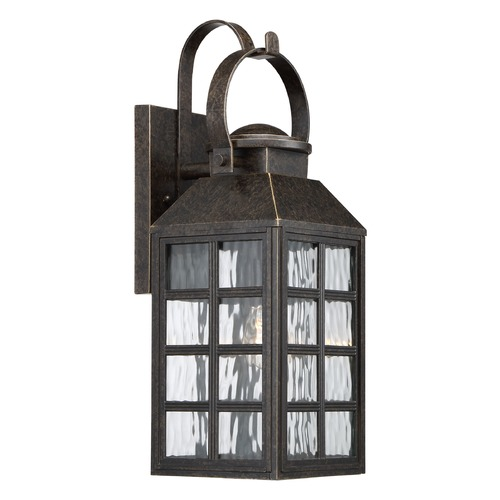 Quoizel Lighting Quoizel Lighting Miles Imperial Bronze Outdoor Wall Light MLS8407IB