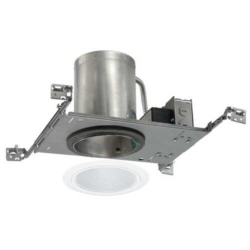 Juno Lighting Group 5-inch Recessed LED Lighting Kit with White Trim IC20LED-G3-2700K/205W-WH KIT