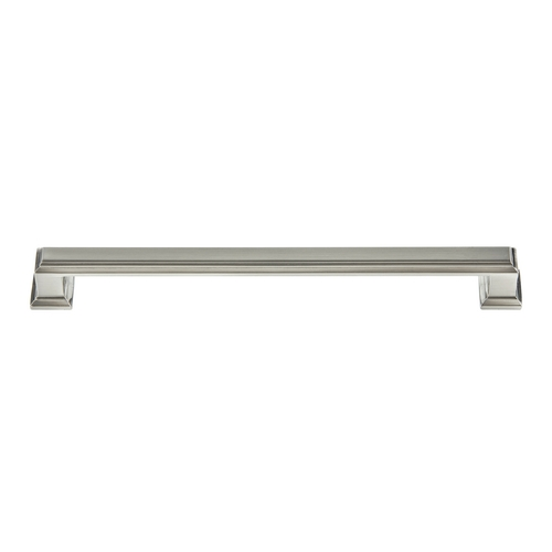 Atlas Homewares Modern Cabinet Pull in Brushed Nickel Finish 293-BRN
