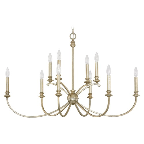 Capital Lighting Capital Lighting Alexander Winter Gold Chandelier 4748WG-000