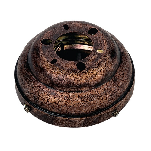 Monte Carlo Fans Ceiling Adaptor in Tuscan Bronze Finish MC90TB