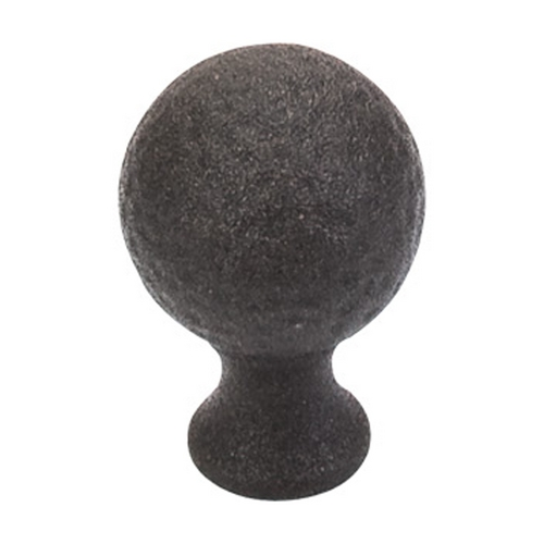 Top Knobs Hardware Cabinet Knob in Rust Finish M58