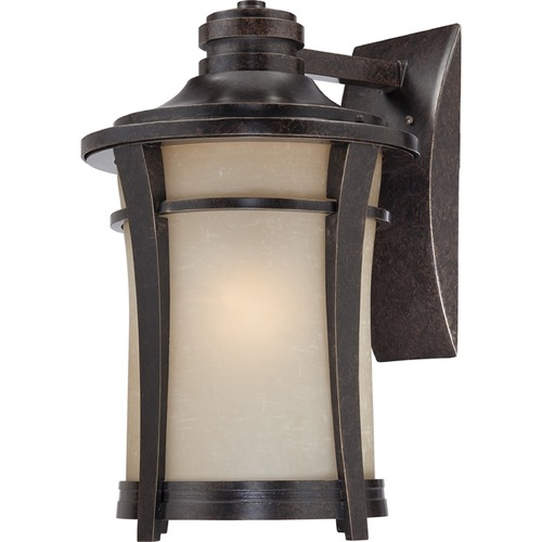 Quoizel Lighting Quoizel Harmony Imperial Bronze Outdoor Wall Light HY8513IBFL