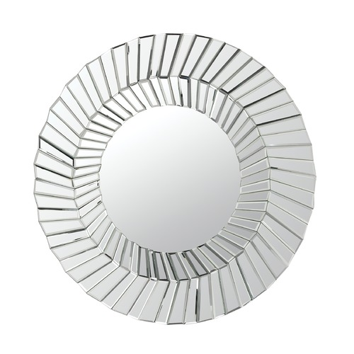 Dimond Lighting Layered Circles Mirror 173-013