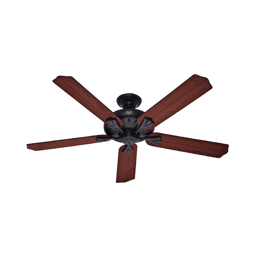 Hunter Fan Company Hunter Fan Company the Royal Oak New Bronze Ceiling Fan Without Light 54018