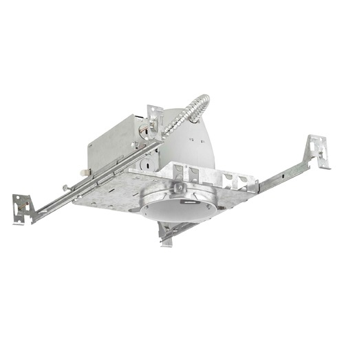 Recesso Lighting by Dolan Designs 4-Inch New Construction E26 Recessed Can Light Non-IC TC4