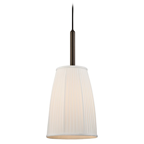 Hudson Valley Lighting Mid-Century Modern Mini-Pendant Light Bronze Malden by Hudson Valley Lighting 6060-DB