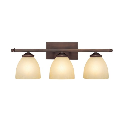Capital Lighting Capital Lighting Chapman Burnished Bronze Bathroom Light 8403BB-201