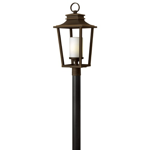 Hinkley Lighting Hinkley Lighting Sullivan Oil Rubbed Bronze Post Light 1741OZ-GU24