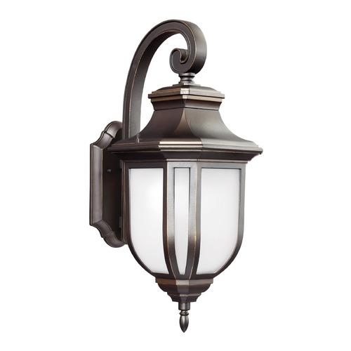 Sea Gull Lighting Sea Gull Lighting Childress Antique Bronze LED Outdoor Wall Light 8736391S-71