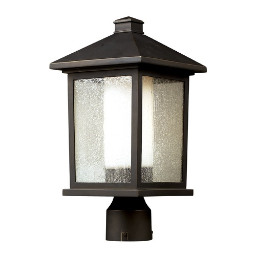 Z-Lite Z-Lite Mesa Oil Rubbed Bronze Post Light 524PHM