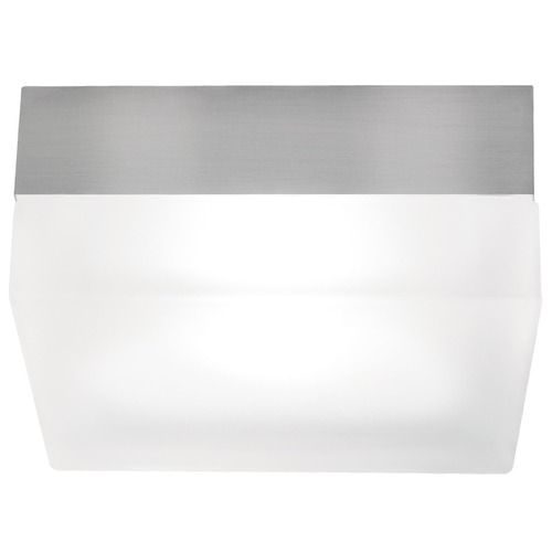 Tech Lighting 9-Inch Square Flushmount Ceiling Light or Wall Sconce 700FM90LS-CF