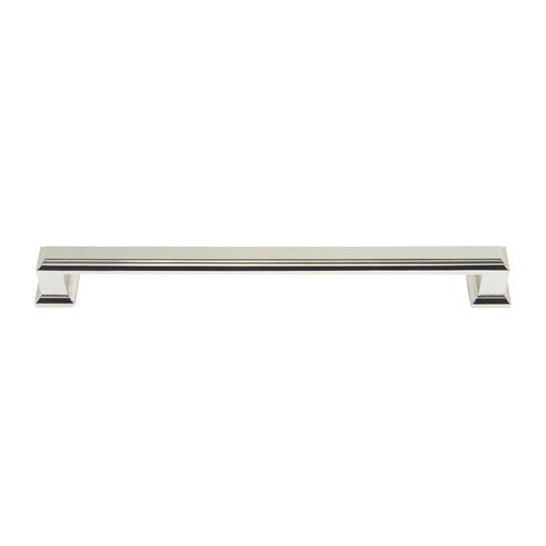 Atlas Homewares Modern Cabinet Pull in Polished Nickel Finish 293-PN