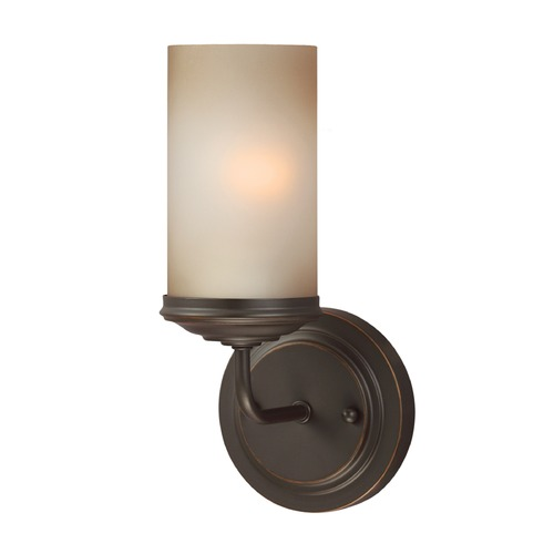 Sea Gull Lighting Sea Gull Lighting Sfera Autumn Bronze Sconce 4191401-715