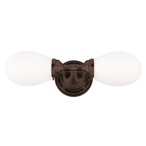 Hudson Valley Lighting Hudson Valley Lighting Edison Collection Old Bronze Bathroom Light 102-OB