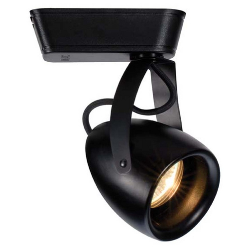 WAC Lighting Wac Lighting Black LED Track Light Head J-LED820S-WW-BK
