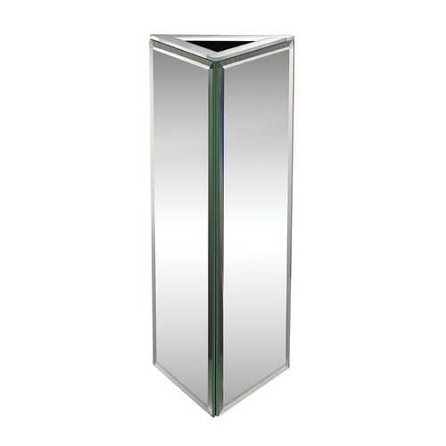Dimond Lighting Triangular Mirrored Vase - Smallall 173-018