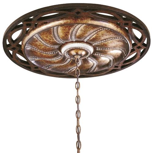 Bronze Decorative Medallion For Ceiling Lights 26 1 2