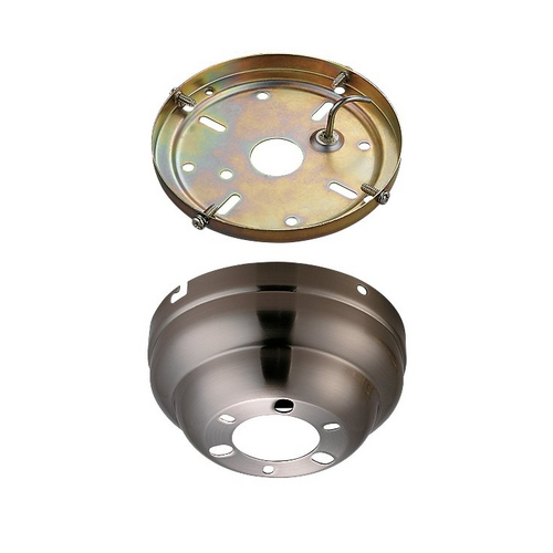 Monte Carlo Fans Ceiling Adaptor in English Pewter Finish MC90EP