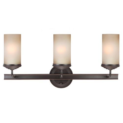 Sea Gull Lighting Sea Gull Lighting Sfera Autumn Bronze Bathroom Light 4491403-715