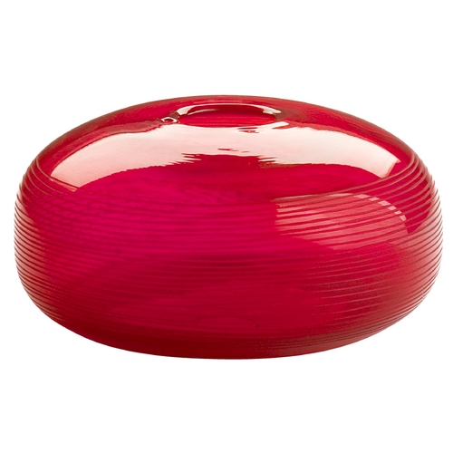 Cyan Design Cyan Design Contempo Red Vase 04505