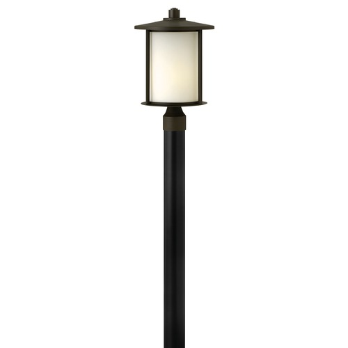 Hinkley Lighting Hinkley Lighting Hudson Oil Rubbed Bronze LED Post Light 1911OZ-LED