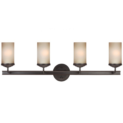 Sea Gull Lighting Sea Gull Lighting Sfera Autumn Bronze Bathroom Light 4491404-715