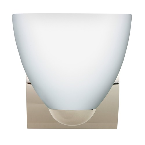 Besa Lighting Besa Lighting Sasha Chrome LED Sconce 1WZ-757207-LED-CR