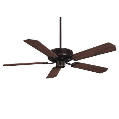 Savoy House Savoy House English Bronze Ceiling Fan Without Light 52-FAN-5WA-13