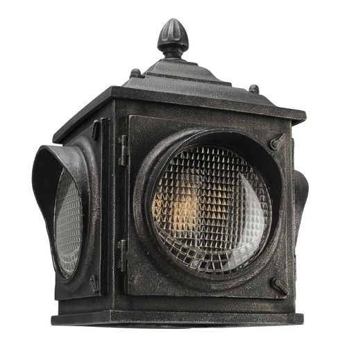 Troy Lighting Troy Lighting Main Street Aged Pewter LED Outdoor Wall Light BL4503