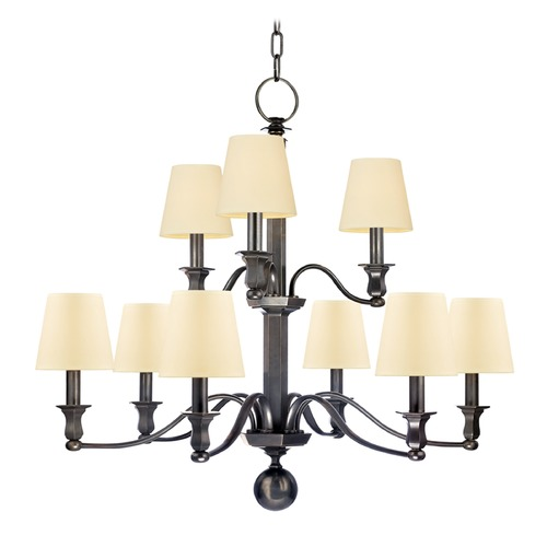 Hudson Valley Lighting Hudson Valley Lighting Charlotte Old Bronze Chandelier 1419-OB