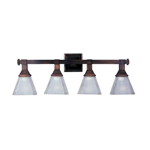 Maxim Lighting Maxim Lighting Brentwood Oil Rubbed Bronze Bathroom Light 11079FTOI