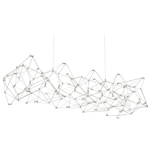 Eurofase Lighting Eurofase Lighting Leonardelli Chrome LED Chandelier 38036-019
