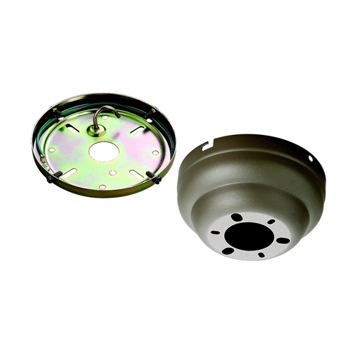 Monte Carlo Fans Ceiling Adaptor in Titanium Finish MC90TI