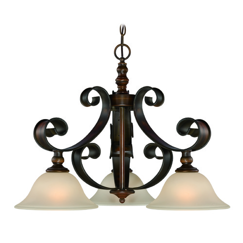 Craftmade Lighting Craftmade Seville Spanish Bronze Chandelier 28072-SPZ