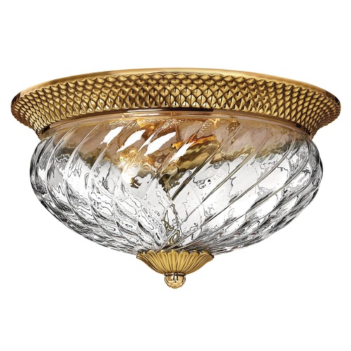 Hinkley Lighting 16-Inch Flushmount Ceiling Light 4881BB