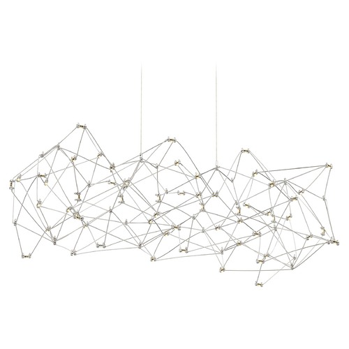 Eurofase Lighting Eurofase Lighting Leonardelli Chrome LED Chandelier 38037-016