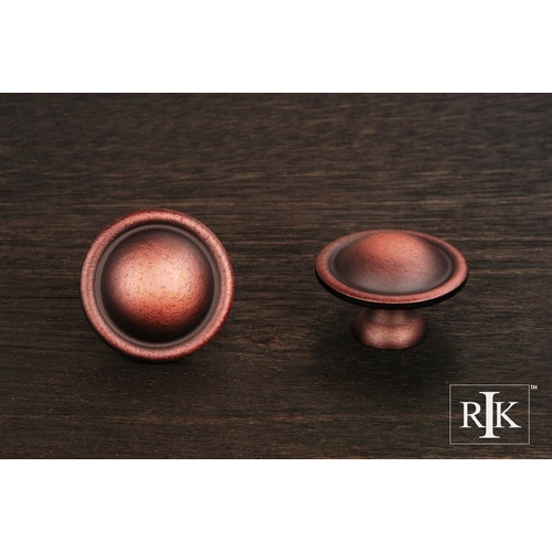 RK International Large Smooth Dome Knob CK9304DC