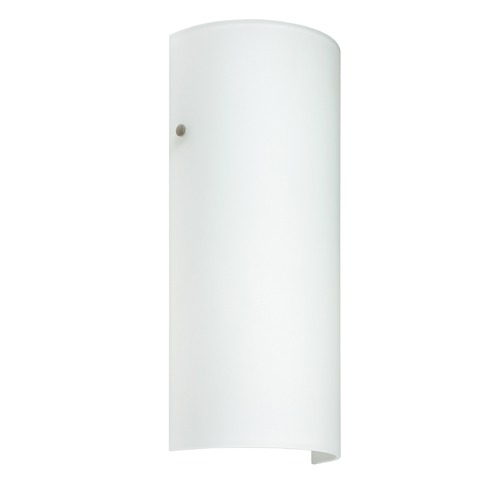Besa Lighting Besa Lighting Torre Satin Nickel LED Sconce 819207-LED-SN