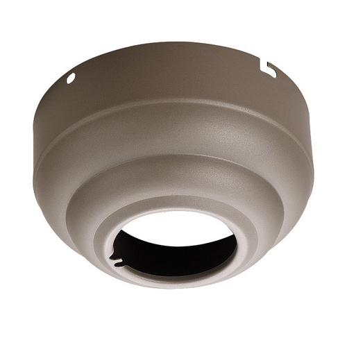 Monte Carlo Fans Ceiling Adaptor in Titanium Finish MC95TI