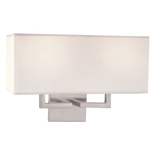 George Kovacs Lighting George Kovacs Brushed Nickel LED Pin-Up Lamp P472-084-L