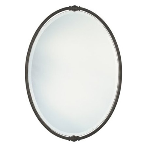 Feiss Lighting New London 24-Inch Mirror MR1044ORB