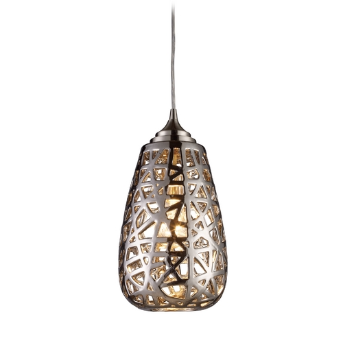 Elk Lighting Modern Mini-Pendant Light 20064/1