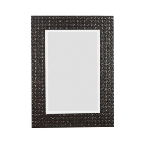 Kenroy Home Lighting Murphy Rectangle 28-Inch Mirror 60012