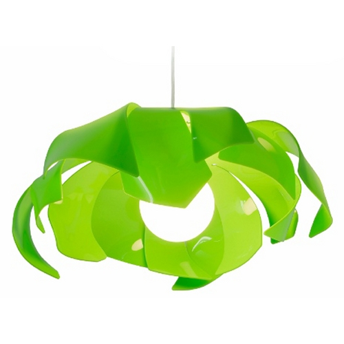 Oggetti Lighting Oggetti Lighting Ninfea Aluminum Pendant Light 33-101/GN