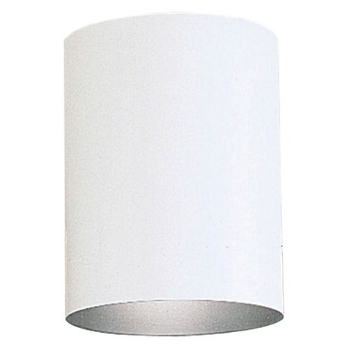 Progress Lighting Progress Lighting Cylinder White LED Close To Ceiling Light P5774-30/30K