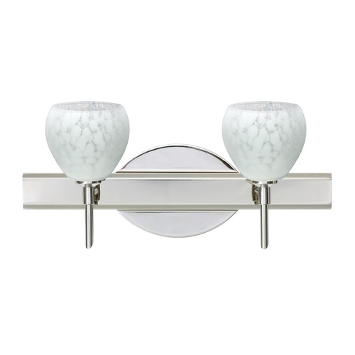 Besa Lighting Besa Lighting Tay Chrome Bathroom Light 2SW-560519-CR