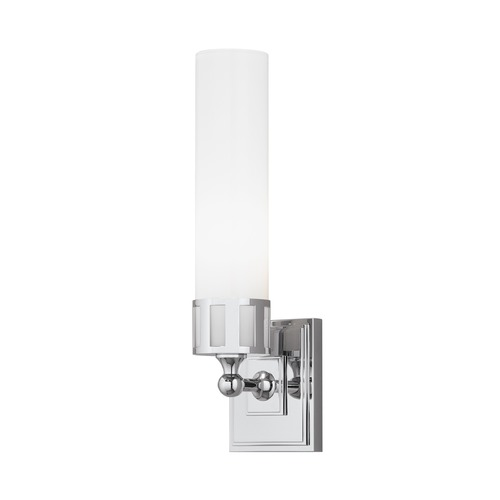 Norwell Lighting Norwell Lighting Astro Chrome Sconce 9651-CH-SO